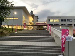 フィジカルディスタンス DE ムーンライト・オープンキャンパスを開催しました。