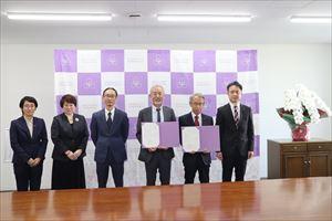 伯方塩業株式会社様との連携包括協定の締結について